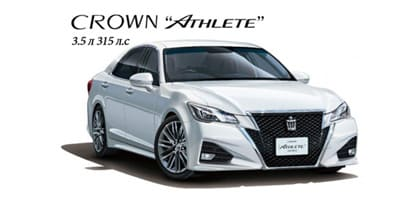 Hyundai Solaris VS Toyota Crown 3.5 л 315 л.с